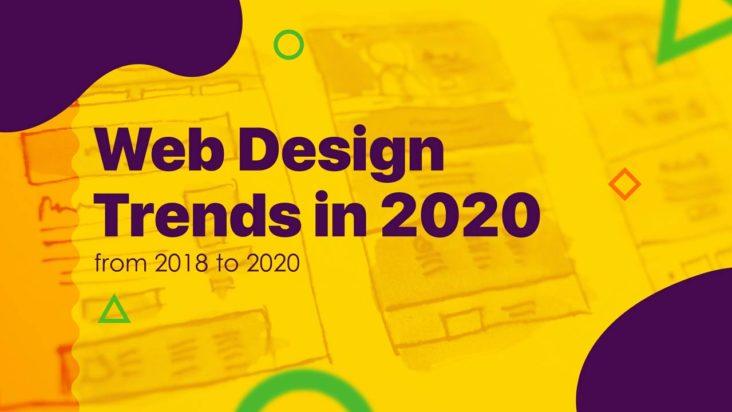 Web Design in 2020