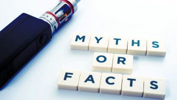 myths vaping