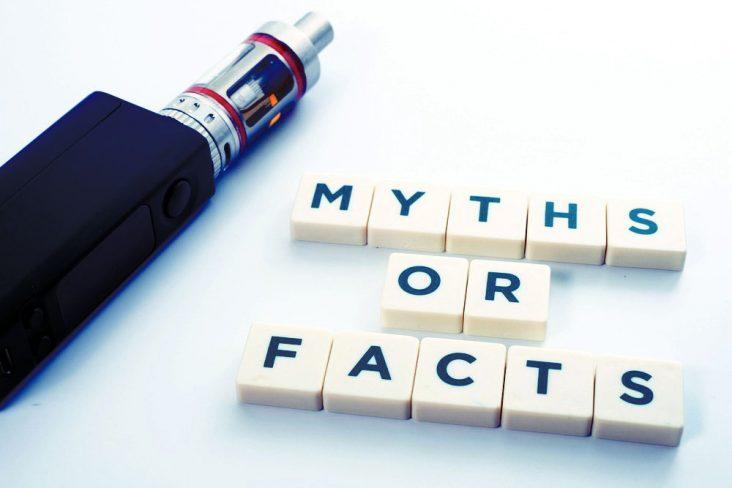 myths vaping
